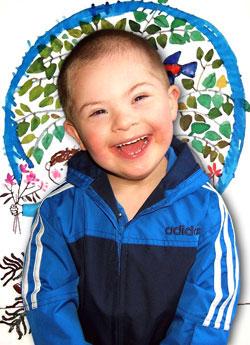 آیین گشایش نخستین پارک برای کودکان مبتلابه سندرم دوان