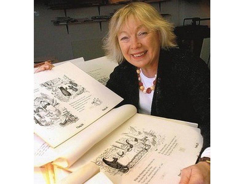نویسنده و تصویرگر سرشناس کتابهای کودکان درگذشت
