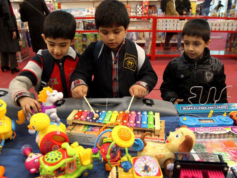 سومین جشنواره ملی اسباب بازی در مردادماه سال جاری
