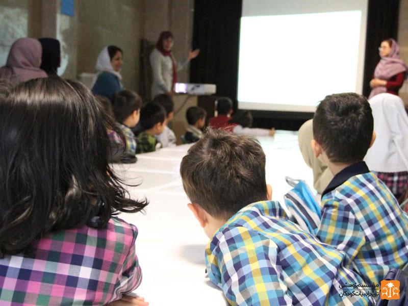دو کارگاه از ماریت تورنکویست در انجمن آموزشی حمایتی محمودآباد شهرری برگزار شد