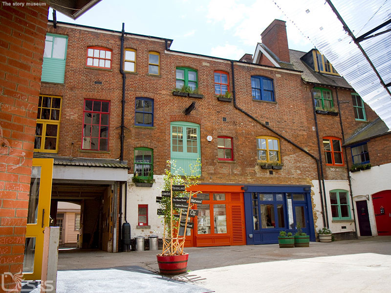 موزه قصه آکسفورد؛ مکانی برای قدمزدن در قصهها
