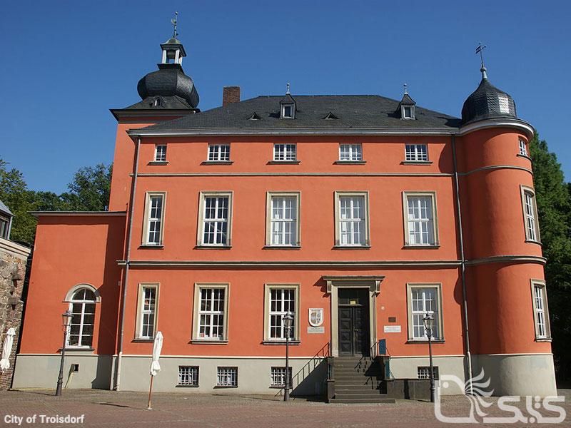 موزه کتاب های تصویری کودکان و نوجوانان در شهر ترویزدورف