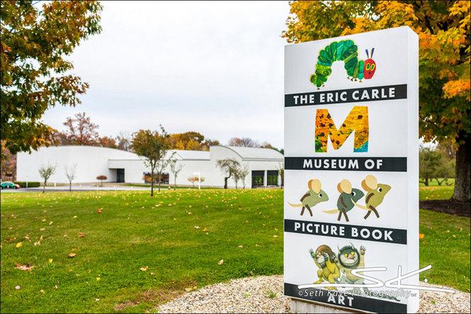 موزه کتاب های تصویری اریک کارل