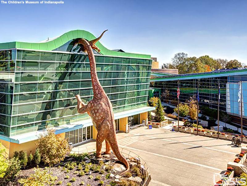 موزه کودکان ایندیاناپولیس