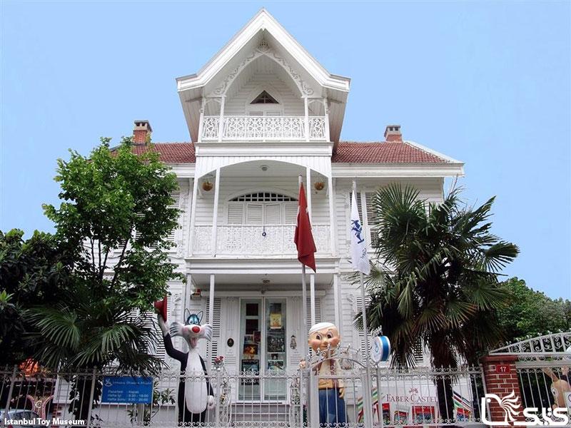 موزه اسباببازیهای استانبول