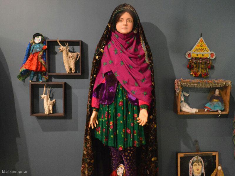 موزه عروسک و فرهنگ ایران، پنجرهای به میراث فرهنگی و طبیعی ایران