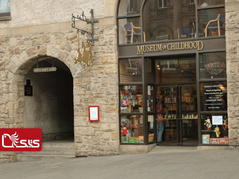 موزه کودکی ادینبورگ (ادینبرو)