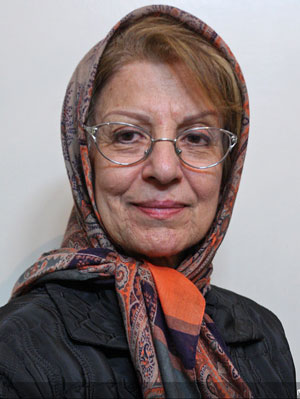 فرزانه منصوری مقدم تهرانی