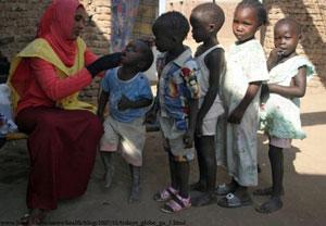 دور جدید تزریق واکسن برای پاکسازی سودان از «فلج اطفال»