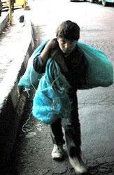 ایجاد سرپناهی برای کودکان کار و خیابان هرمزگان!