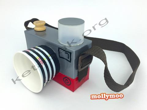 ساخت دوربین عکاسی