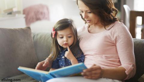 چند روش برای لذت بردن کودکان از كتابخوانی