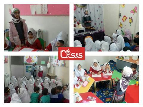 دوست دارم برای همه بچههای ایران قصه تعریف کنم
