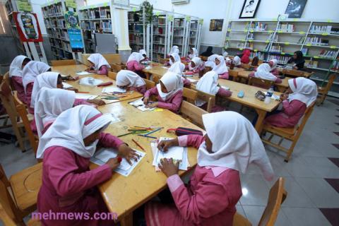 بیانیه کتابداران کتابخانه های آموزشگاهی ایران