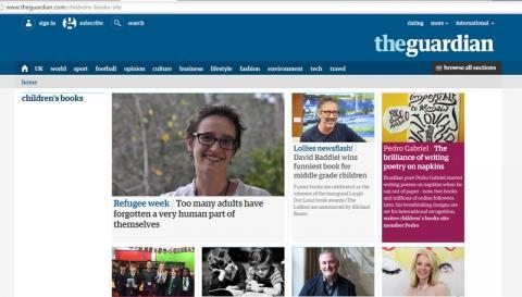 روزنامه گاردین، وبسایت کتابهای کودکان خود را تعطیل میکند