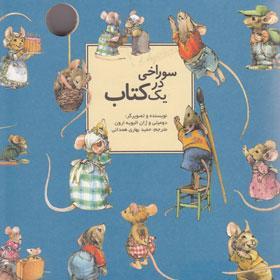 کتاب کودک و نوجوان: سوراخی در یک کتاب