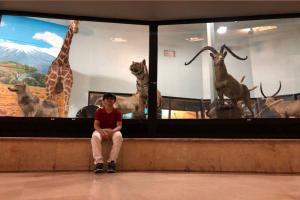 گزارش علی اصغر سیدآبادی از موزهتنوع زیستی پارک پردیسان
