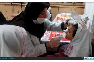 نیمی از دانش آموزان ایران مسواک نمیزنند
