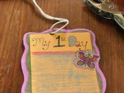 خاطرات نخستین روز مدرسه کودک تان را ثبت کنید!