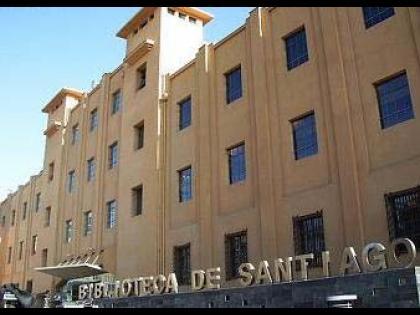 کتابخانه عمومی سانتیاگو  (شیلی)