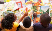 رشد حساسیتهای زیبایی شناختی کودکان