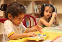 کتابخوانی برای کودکان