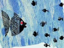 نوروزانهای برای همهی ماهیهای سیاه کوچولو