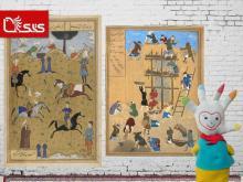 همراه با بچهها با نگارههای ایرانی آشتی کنیم