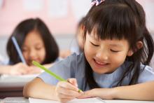 رهنمودهای یک نویسنده برای کودکان خوانش پریش درباره نوشتن