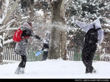 زمستان را در آغوش بگیر!