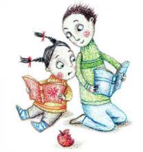 کدام کتاب ها را برای کودکان ۳-۶ سال برگزینیم