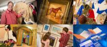 نمایشگاهی از گنجینههای مایکل مورپورگو در سون استوریز