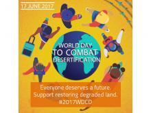 روز جهانی مبارزه با بیابان زایی با موضوع مهاجرت انسانها