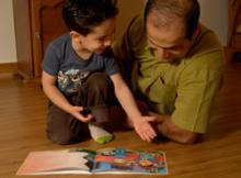 چند رهنمود برای خواندن با کودک ۳ - ۶ ساله