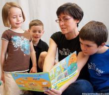آموزش پنج مهارت ساده به کودکان هنگام روخوانی کتاب: گسترش مهارت های درک مفهوم