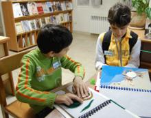 نکات ساخت کتابهای لمسی برای کودکان