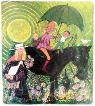 شعار و پیام روز جهانی کتاب کودک ۱۹۷۴/۱۳۵۳