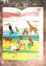 شعار و پیام روز جهانی کتاب کودک ۱۹۸۰/۱۳۵۹