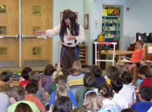 واکنش های کودکان به قصه گویی را بسنجیم