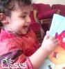 نام کودک: آناهیتا ایزدیار