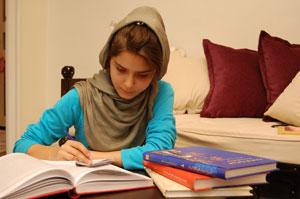 بلند بخوانید تا نوجوانان و کودکان در آستانه ی نوجوانی
