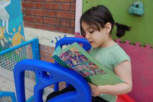 ارزش های کتاب خوانی برای کودکان و نوجوانان