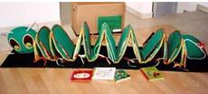 کرم پروانه: طرحی برای آشنایی کودکان خردسال با کتاب