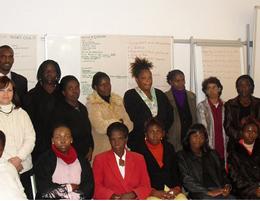 کارگاه آموزش «قصه گویی»  IBBY در زیمبابوه