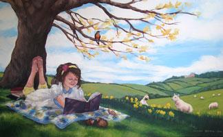 از کارشناس بپرسید: چطور کودک خود را کتابخوان کنم؟