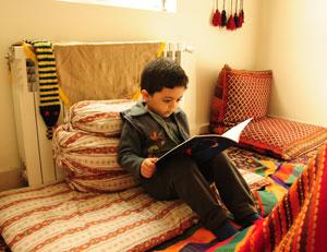 چگونه توانایی خواندن کودکی را که به زودی خواندن را آغاز خواهد کرد ارزیابی کنیم؟