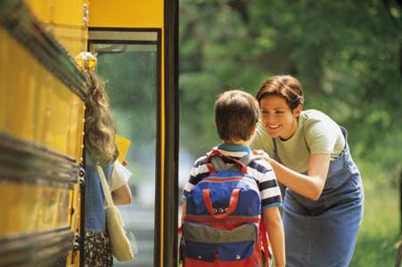 ده چیز که سبب نگرانی بچهها از رفتن به مدرسه میشود