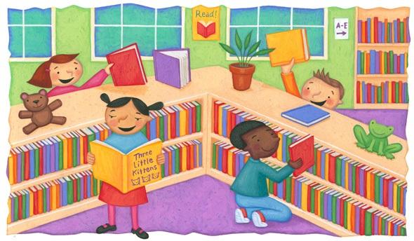 چگونه به کودکم آموزش بدهم که کتاب مناسبی را انتخاب کند؟