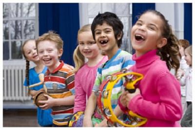 نقش موسیقی در تربیت شنوایی و افزایش مهارتهای کودکان