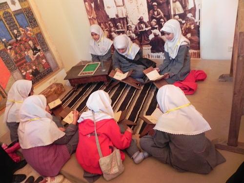 نکته هایی برای راهنمایان موزه های دوستدار کودک